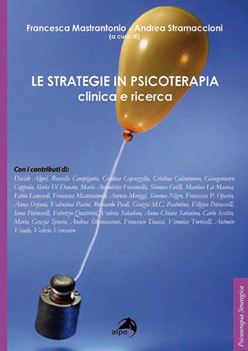Le strategie in psicoterapia